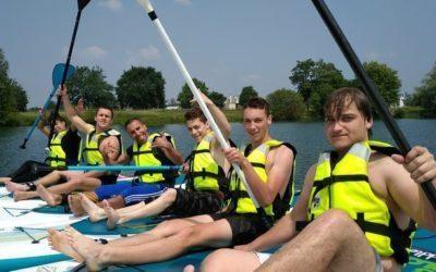 Journée d'initiation au Stand Up Paddle